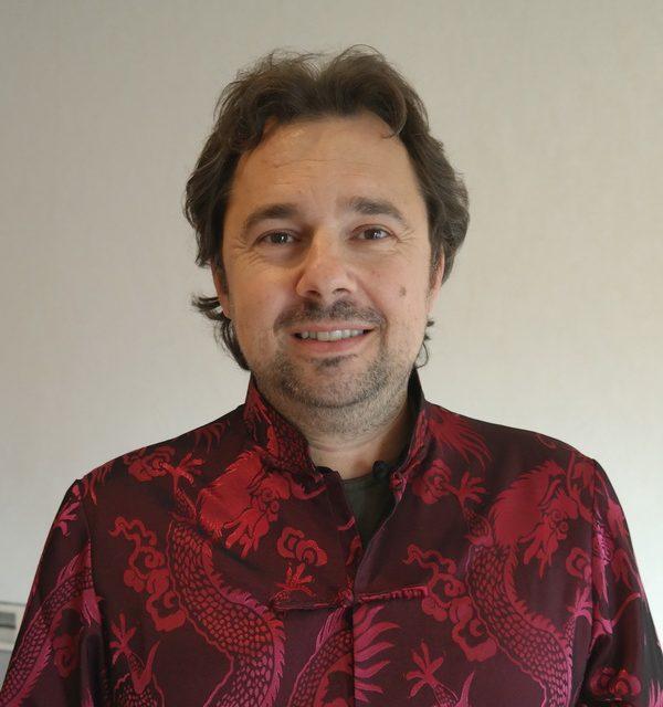 Hendrik Hermans - Lehrer bei Bewegungslehre Kassel